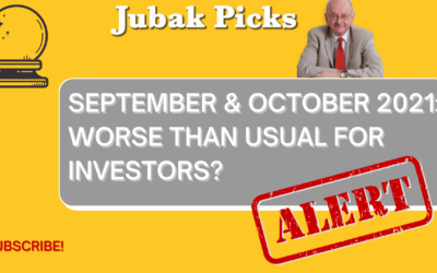 """Watch my new YouTube Video: """"September and October 2021 Worse Than Usual for Investors?"""""""